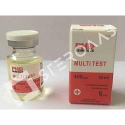 PHD Remedies MULTI-TEST...