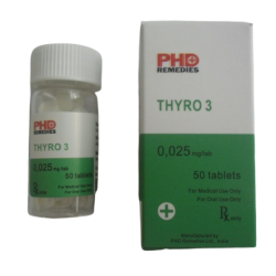 PHD Remedies THYRO 3...